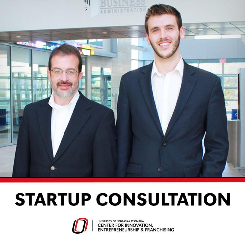 Picture of If you are looking to start your own business (or adjust your current business) because of COIVD reach out to UNO's Center for Entrepreneurship to help!