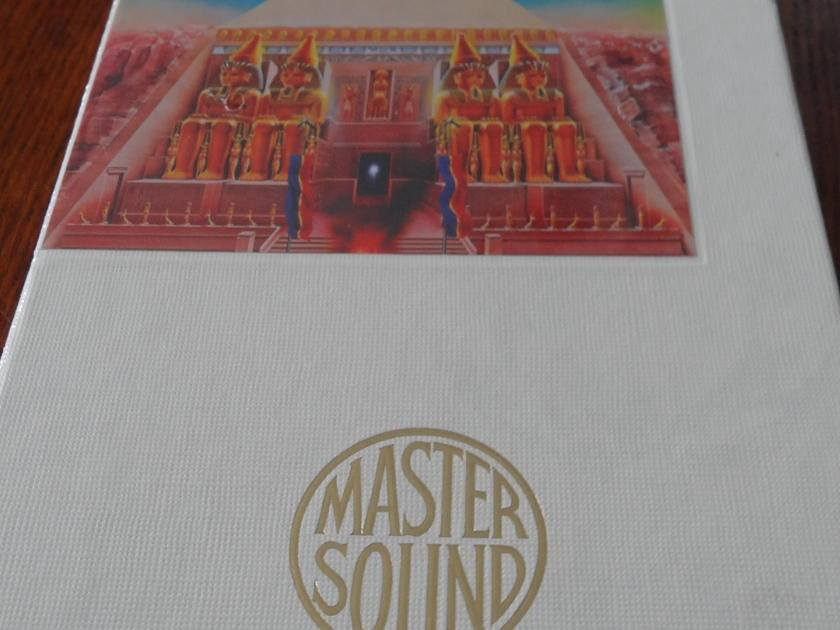 """EARTH-WIND-+FIRE - ALL """"N ALL  SONY MASTERSOUND"""
