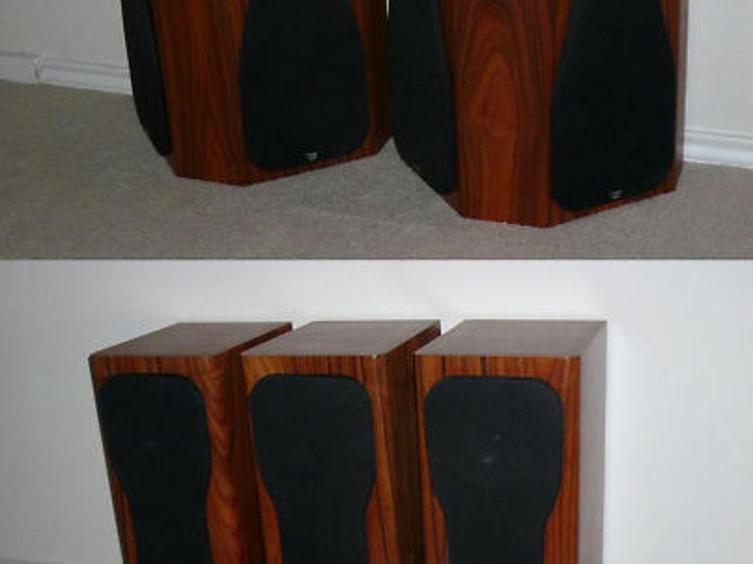 RBH Sound Signature Series Complete Speaker Set