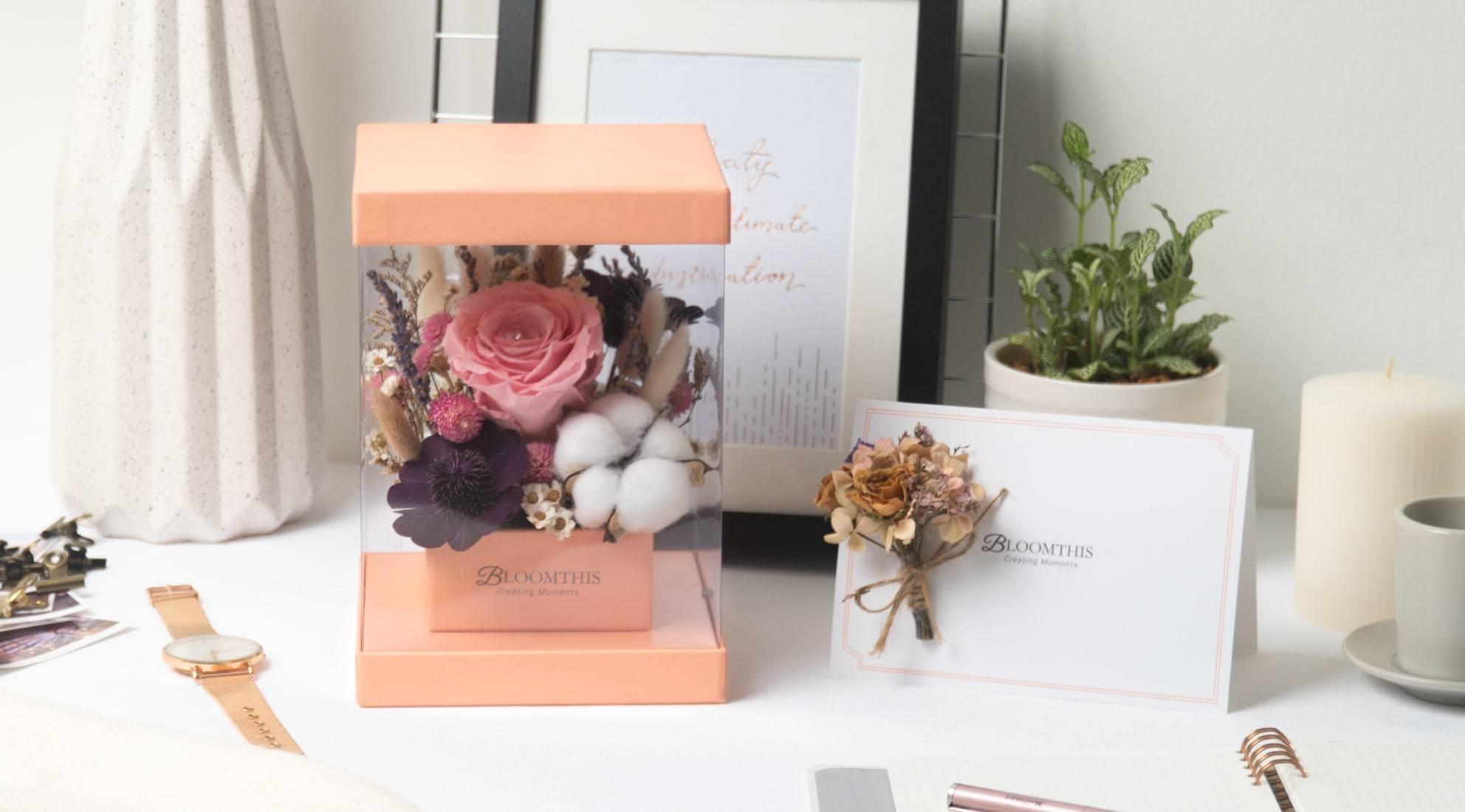 Everlasting Flower Care Bloomthis