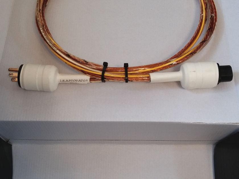 JPS Labs Kaptivator 1.5 meters