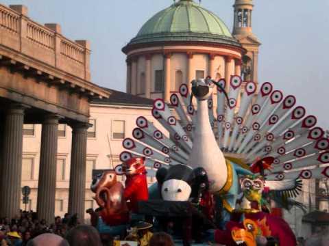 Carnevale 2017 Il Programma Bergamasco Per La Gioia Dei Bambini