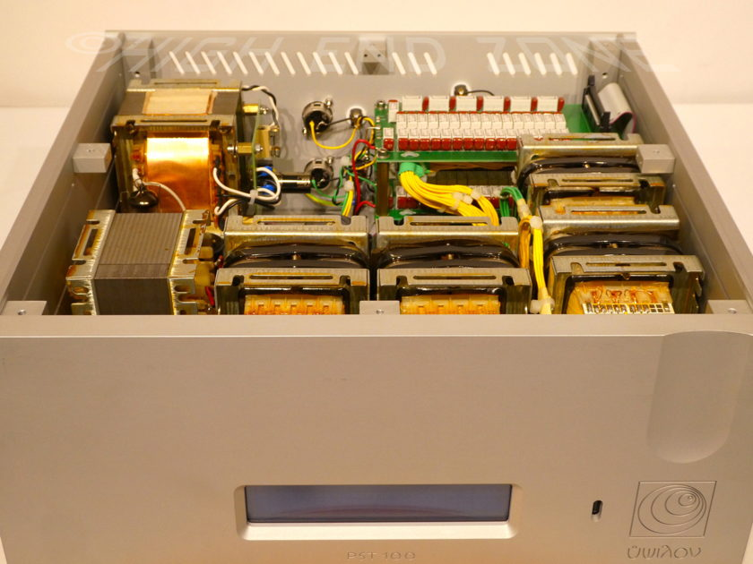 $37,000 Ypsilon Electronics PST 100 MKII Preamplifier with Warranty and New Tubes