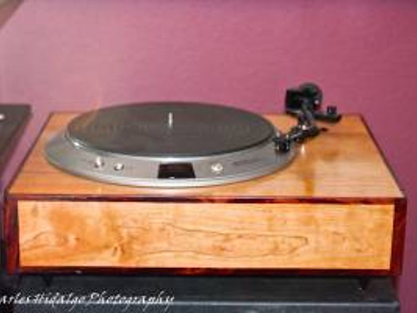 Denon  DP1100 turntable  w/sumiko mmt and custom plinth