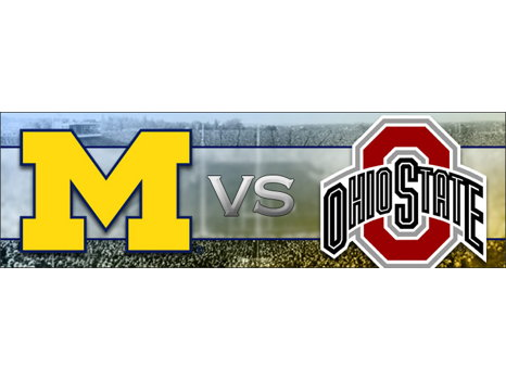 Ohio State vs Michigan Football Tickets
