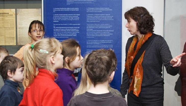 alliierten museum kinderführung