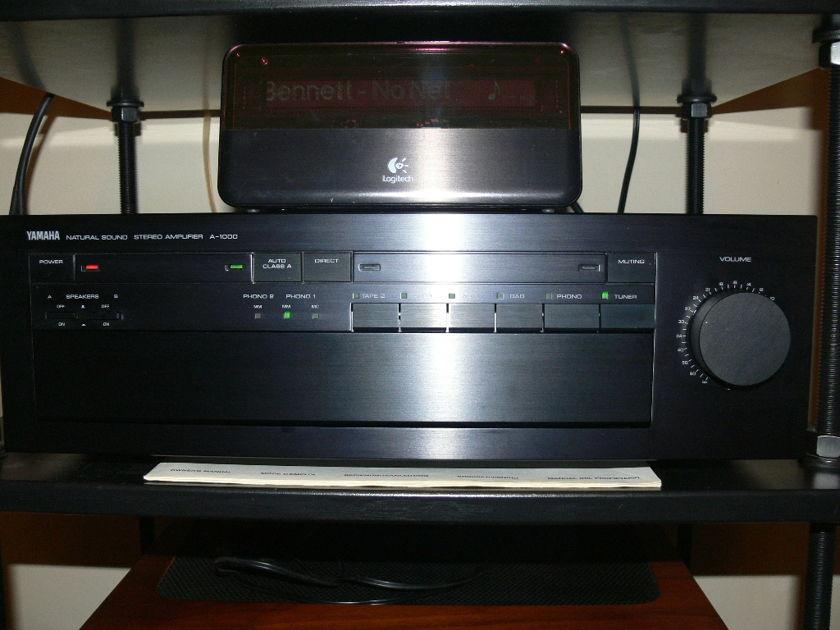 Yamah A-1000 Integrated Amp