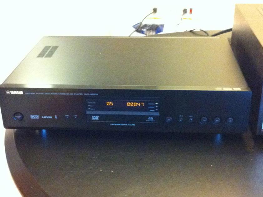 Yamaha DVD-S2500 DVD/CD/SACD Player