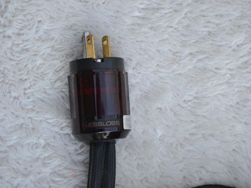 LessLoss DFPC Power cable