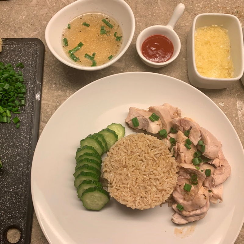 So good, made with brown rice.