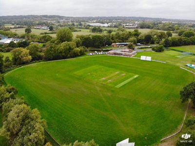 Studley Cricket Club Logo