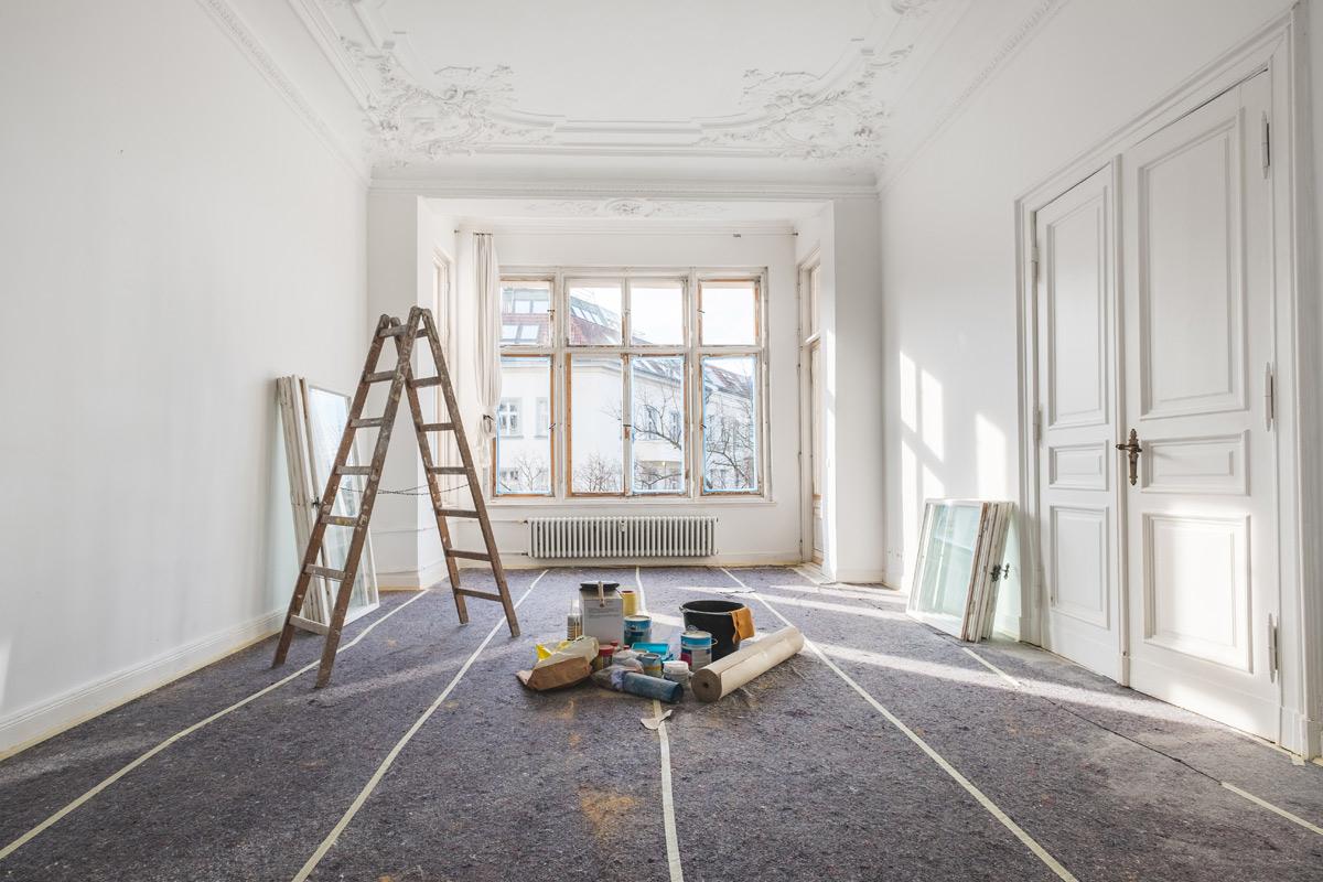 Réussir vos rénovations intérieures cet hiver