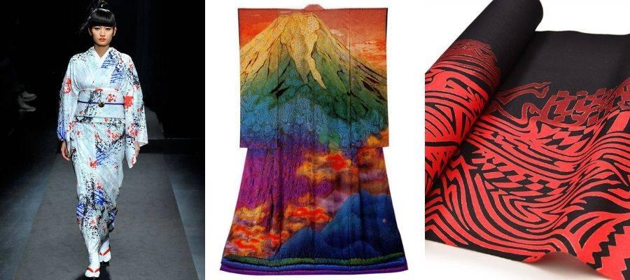 Japanese Kimono Artists