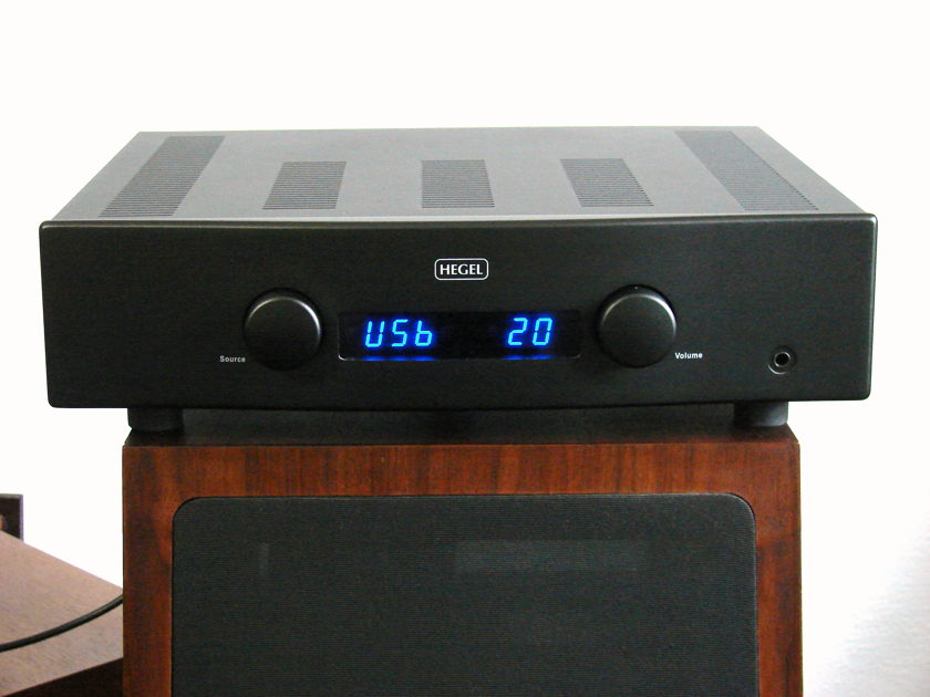 Hegel H-160 integrated amplifier