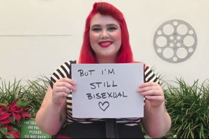 Channing Nicole Tells Us About Her #StillBisexual Video