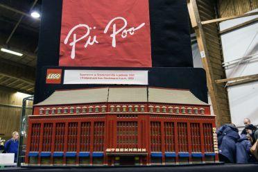 LEGO Stockmann building Pii Poo