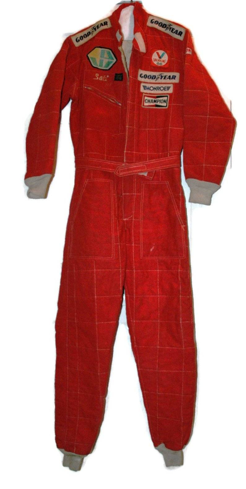 salt walther race suit