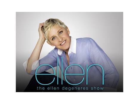 Ellen Degeneres Show for 4!