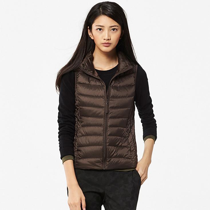 Uniqlo Women Ultra Light Down Vest Review Slant