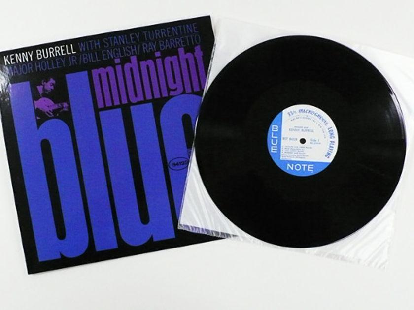 Kenny Burrell :: -  Midnight Blue
