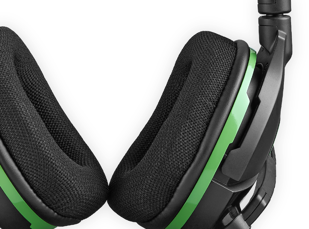 stealth 600 gaming headset with high quality audio