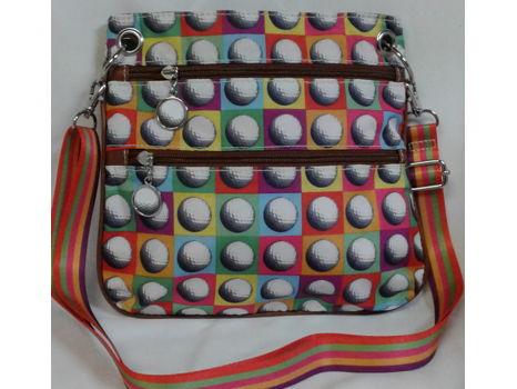 Golfball Crossbody