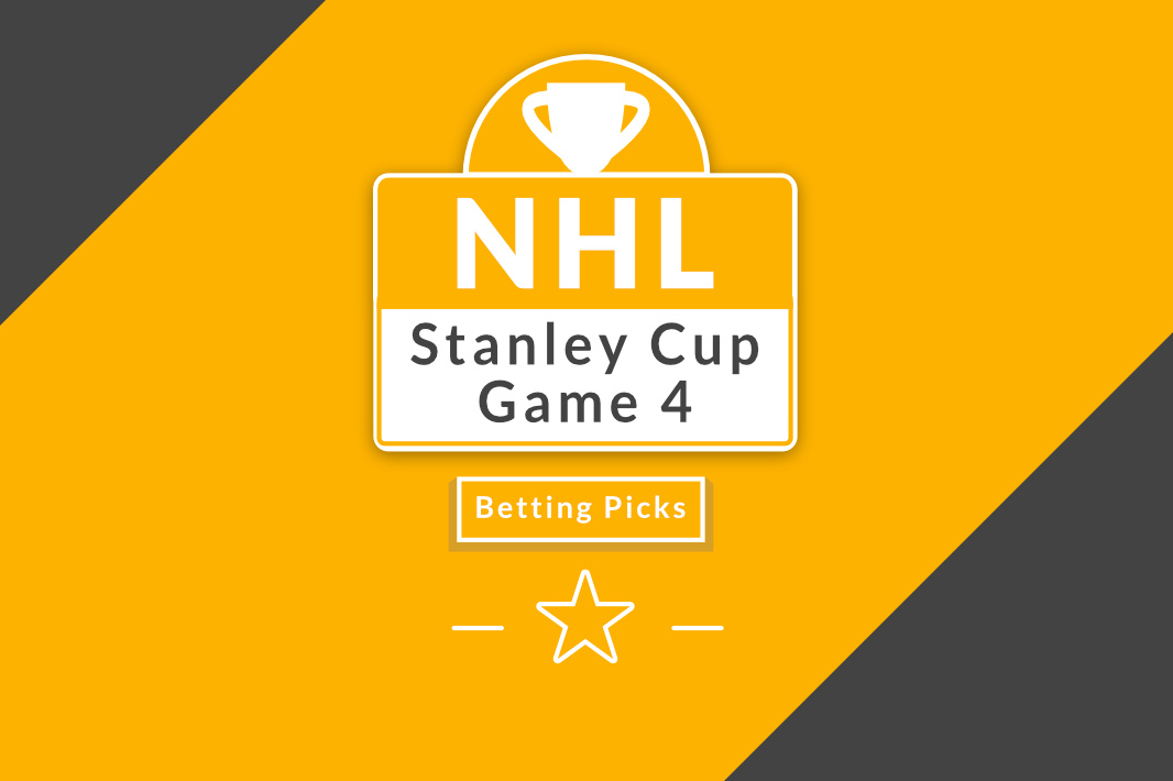 NHL Stanley Cup 2021 Game 4 Betting Picks