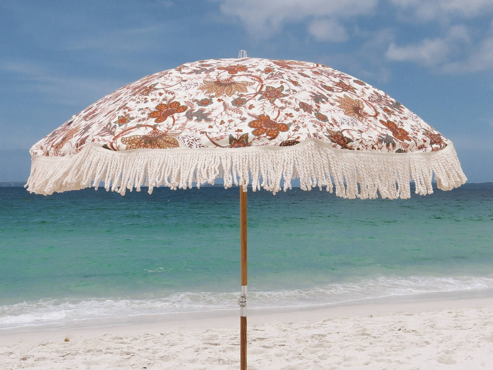 Boho Beach Umbrella Australia