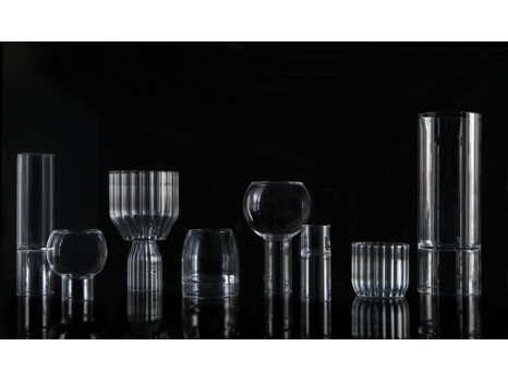 Design Your Own Set of Luxury Modern Glassware with Acclaimed Fferrone Designs