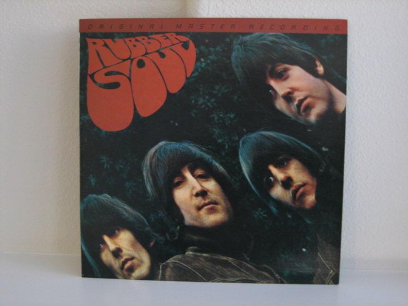 Beatles - Rubber Soul Mobile Fidelity - Pristine Condition