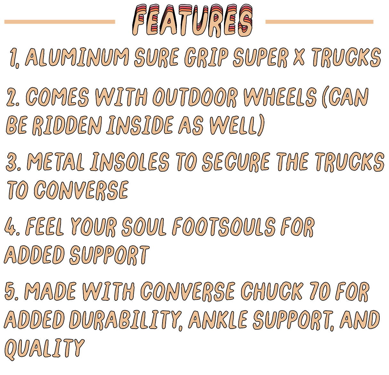 converse roller skate