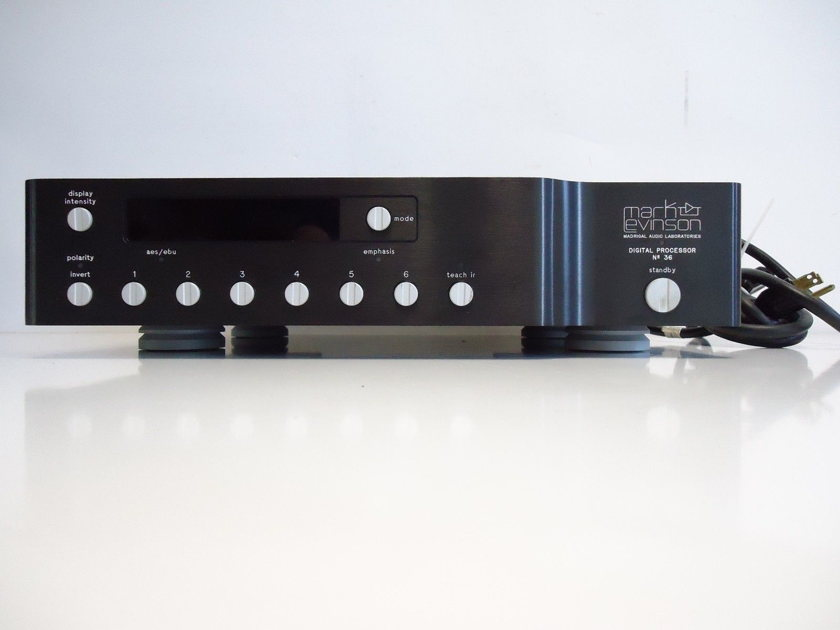Mark Levinson 36 in Like New Condition