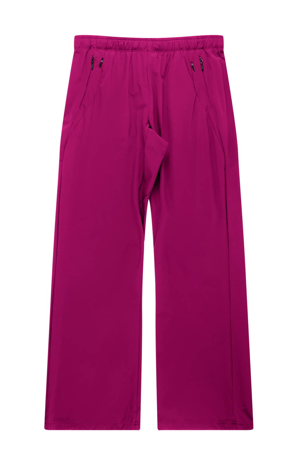 CONSCIOUS - INSANELY COMFY LONG HAUL FLIGHT PANT DARK RED