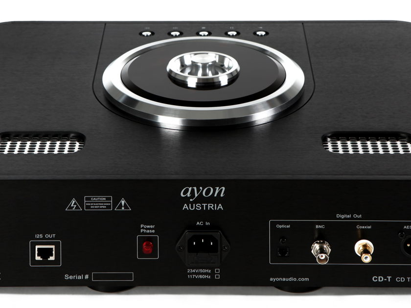 AYON AUDIO SIGMA TUBE DAC DSD LIMITED QUANTITY