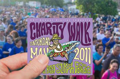 Fundraising Sticker