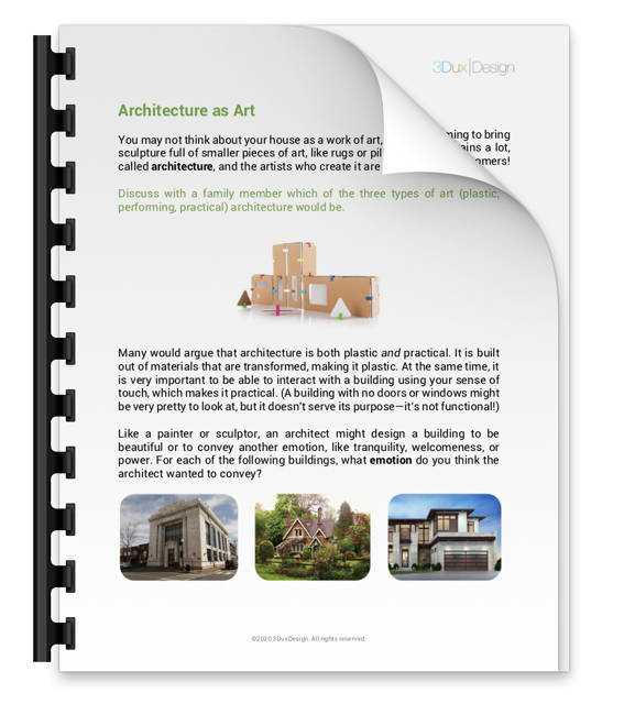 architecture and art challenge file