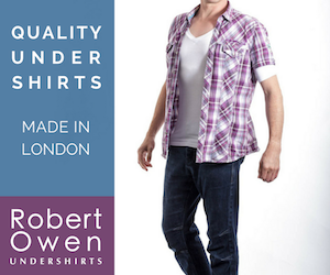 Link to Robert Owen Undershirt Shop