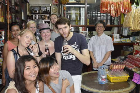Taste of Thailand Food Tour
