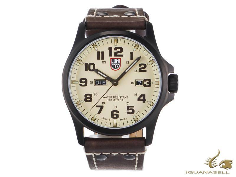 LUMINOX ATACAMA FIELD CHRONOGRAPH ALARM QUARTZ WATCH