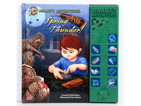Spring Thunder Book by Drake's Adventures