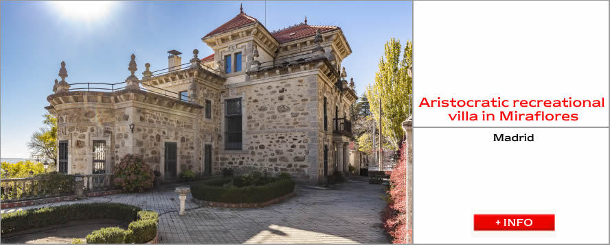 Madrid - Aristocratic recreational villa in Miraflores·Madrid.jpg