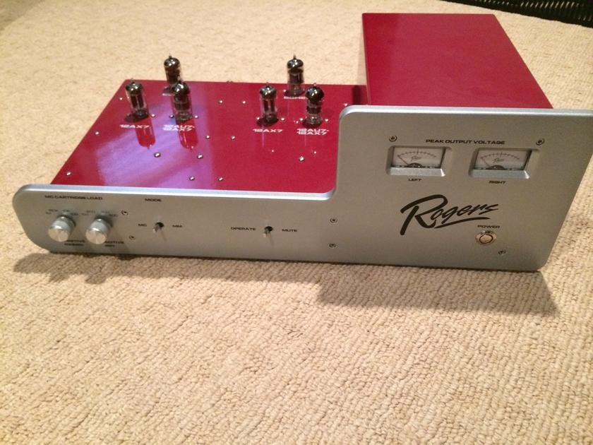 Rogers High Fidelity  PA-1A Phono Preamp