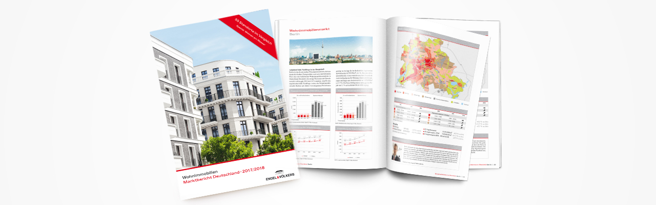 Hamburg - E&V Market Report Residential  Germany 2018