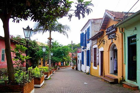The Beautiful Art Village Embu das Artes