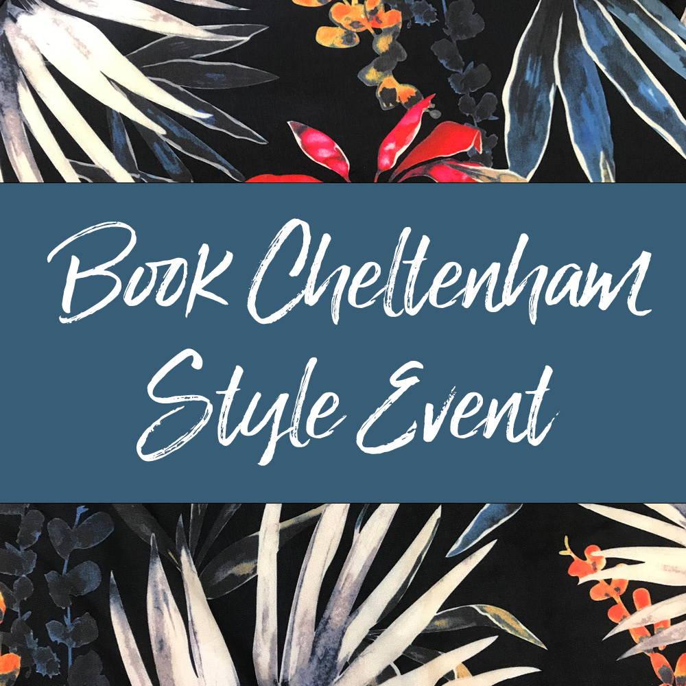 Book Cheltenham Style Event