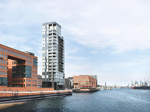 Hamburg: Demand on real estate market remains high