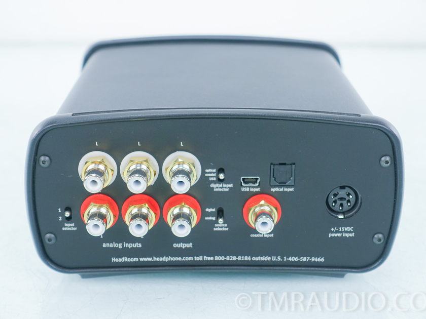 HeadRoom  Ultra Desktop Amp w/ Desktop Power Supply (9066)
