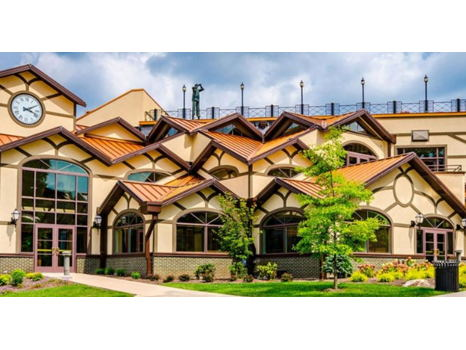 Expect the unexpected at Nemacolin Woodlands Resort
