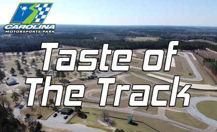 Taste of the Track - Driver (Session 1 at 11:15AM)