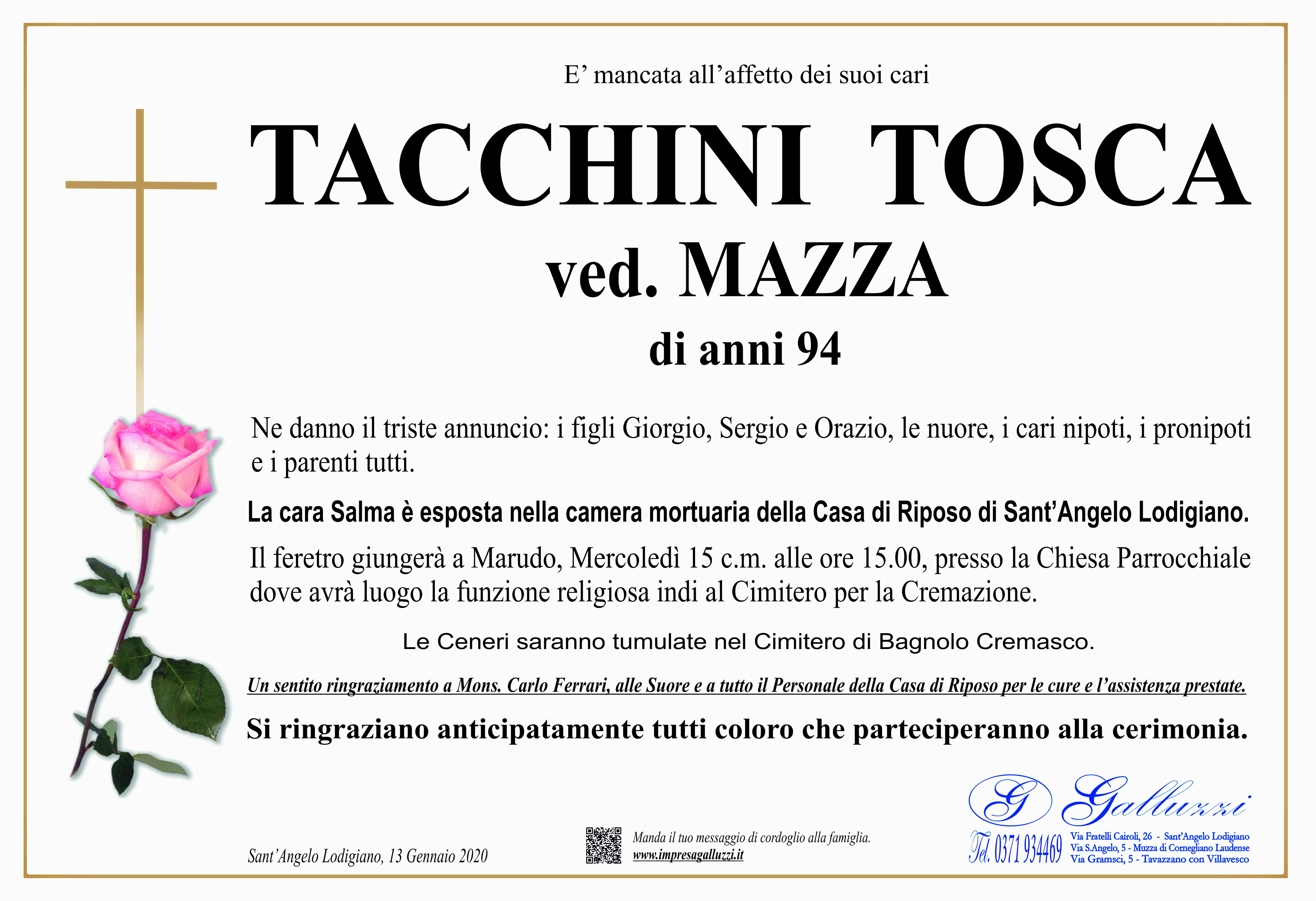 Tosca Tacchini